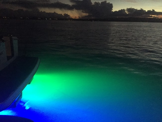 Underwater Boat Lights