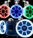 Speaker LED Rings RGB