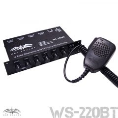 WS-220 Bluetooth 4-Zone Level Controller