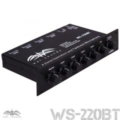 WS-220 BT 4-Zone Level Controller