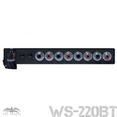 Wet Sounds New Zealand - WS-220 Bluetooth 4-Zone Level Controller