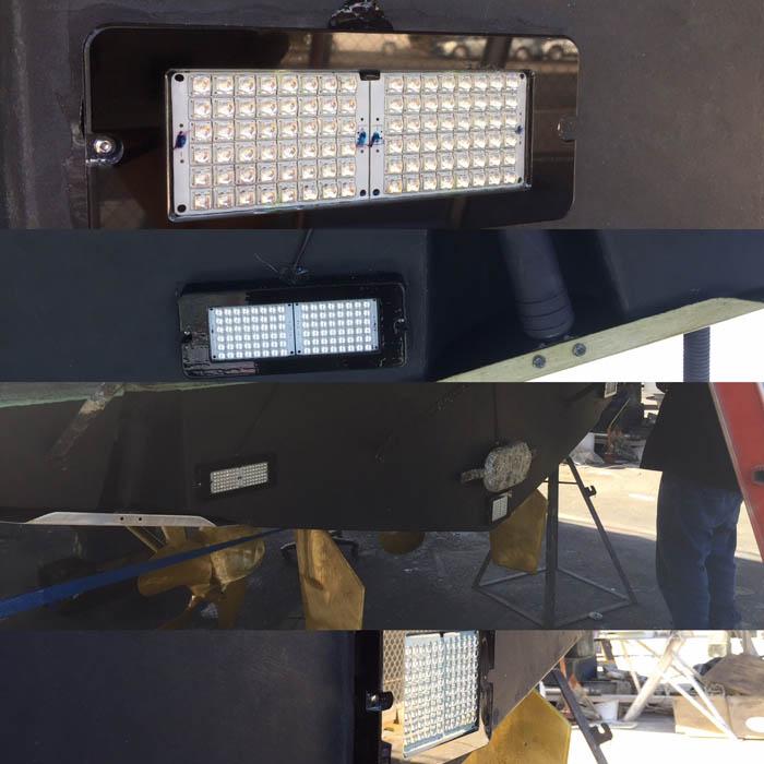 Under Water LEDs Testimonial